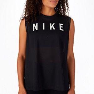 Nike Mesh Jersey Tank